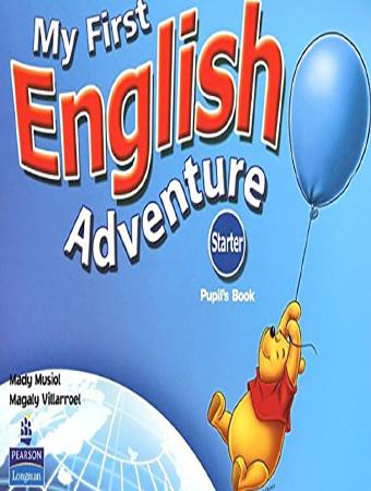 Английский для малышей 4-6 лет